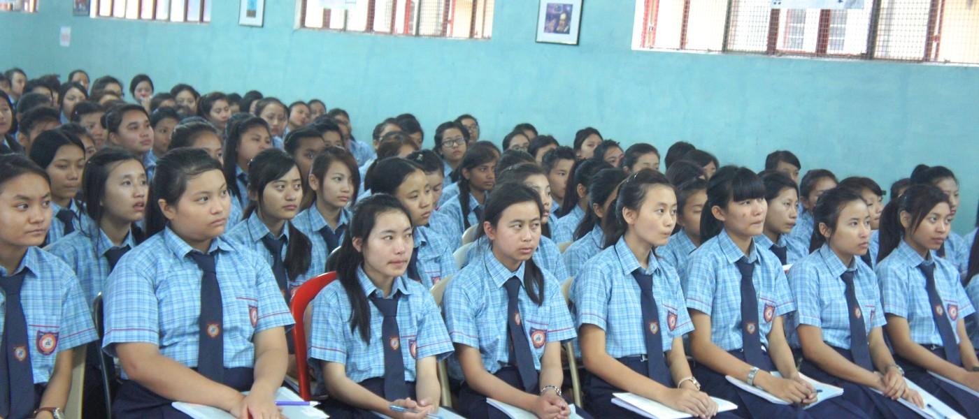 Class 11 Orientation 2015