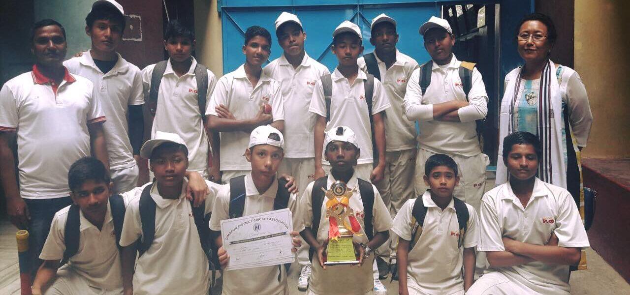 DDCI Inter-school under 16 Cricket Tourney